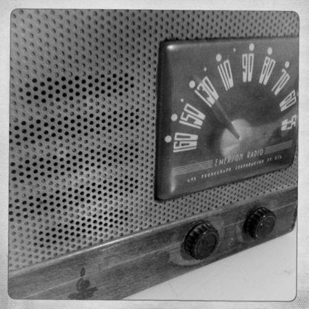 My dad's radio / Gerry Wilson