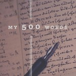 500 Words Challenge logo